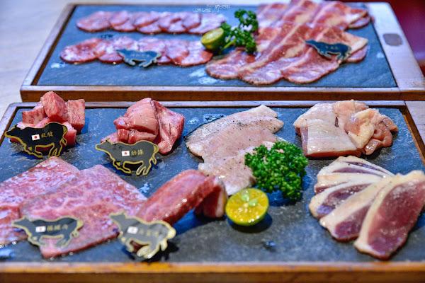 癮燒Inn精肉酒鋪-精緻燒烤店品嚐和牛