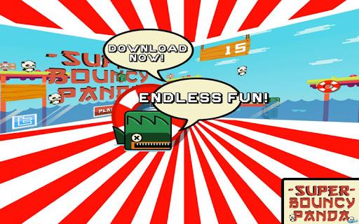 Super Smash Bouncy Panda