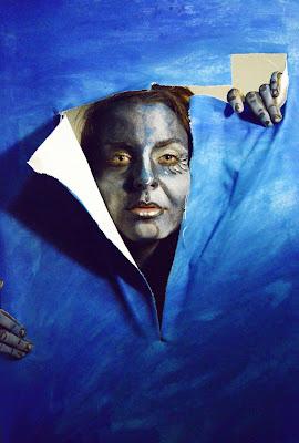 MRS. BLUE di rosestea