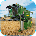 Real Agricultura Tractor Sim icon