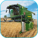 Real Farming Tractor Sim 2016 Icon