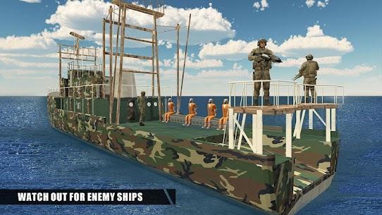 Army Criminals Transport Ship 3