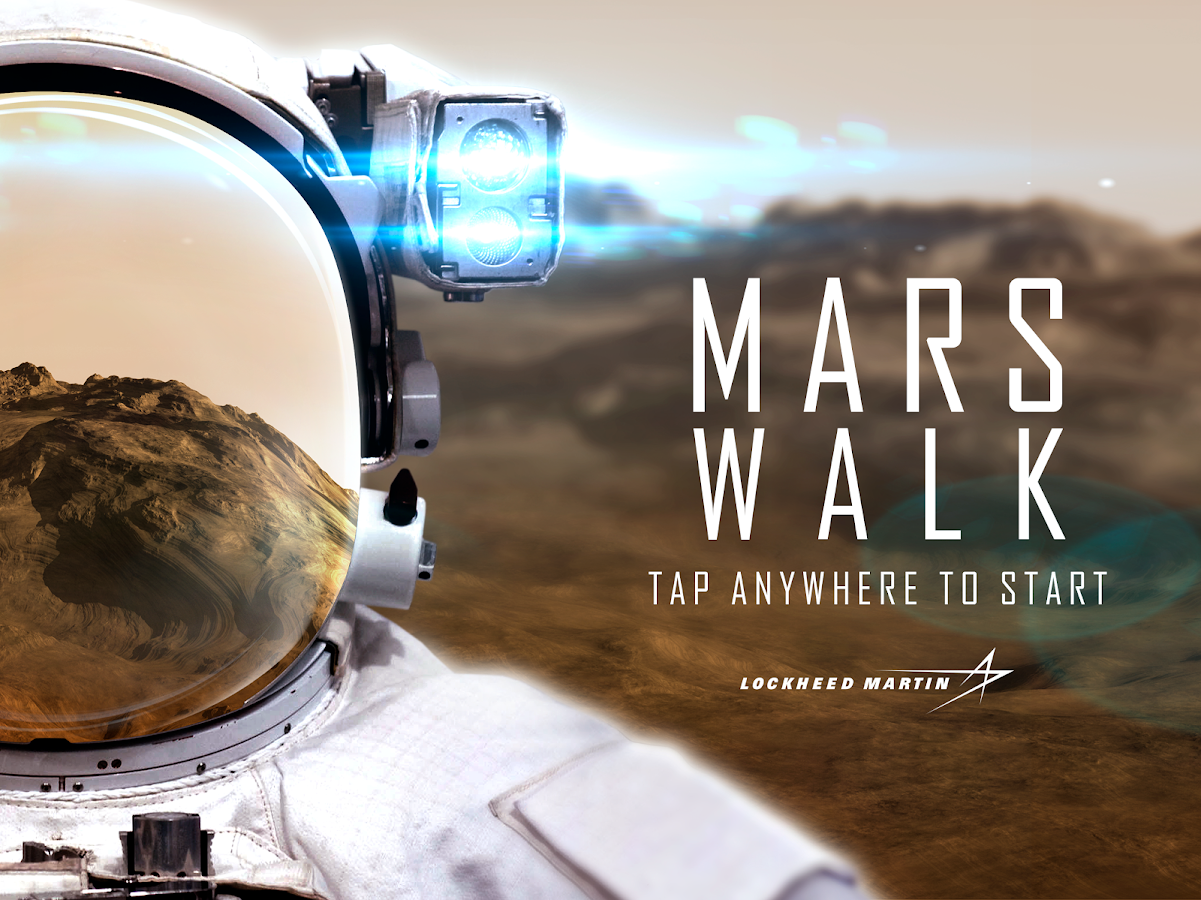 Mars Walk- screenshot