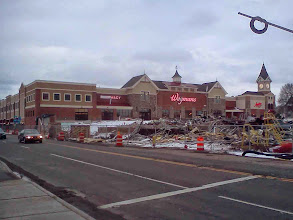 Photo: And the old East Avenue Wegmans is gone forever, Christina Vail... this is Douglas Perot's photo, BTW.