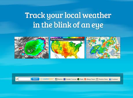 WeatherBlink (BETA)