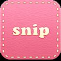 Snip Pix - Uploads Pictures icon