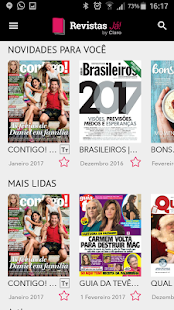 Revistas Já! Sua banca digital- screenshot thumbnail