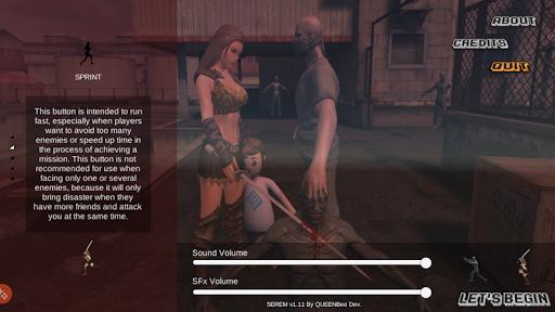 SEREM - SEcret REscue Mission 1.12 screenshots 1