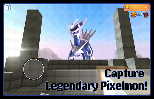 Pixelmon Arena 1.0 {cheat|hack|gameplay|apk mod|resources generator} 1