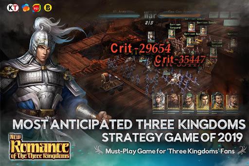 New Romance of the Three Kingdoms 2.1.0 screenshots 4