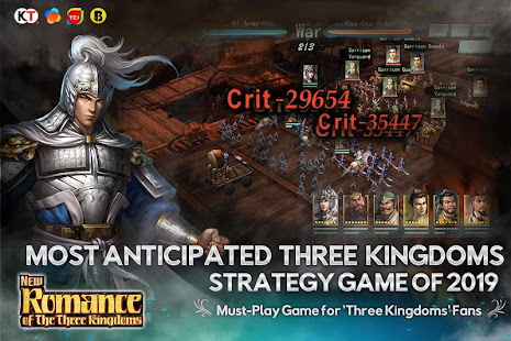Mod Game New Romance of the Three Kingdoms for Android