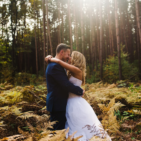 Wedding photographer Katarzyna Kaczmarczyk (kaczmarczyk). Photo of 28.10.2016