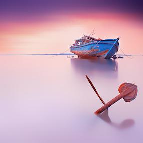 by Dadi Cai - Transportation Boats