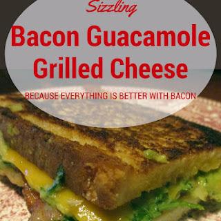 Bacon Guacamole Grilled Cheese Recipe