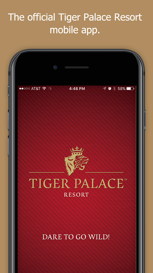 Tiger Palace- screenshot