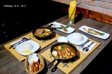 銀兔湯咖哩餐酒館 板橋誠品店