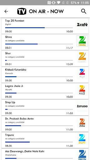 TV India Free TV Listing 5.8 screenshots 4