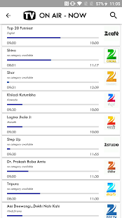 TV India Free TV Listing Guide - náhled