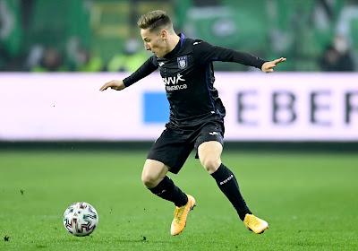 """Verschaeren heeft duidelijke voorwaarde voor contractverlenging bij Anderlecht: """"Als dat in orde is, volgt de rest wel"""""""