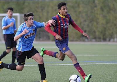 Un attaquant formé au Barça débarque en prêt au Cercle de Bruges