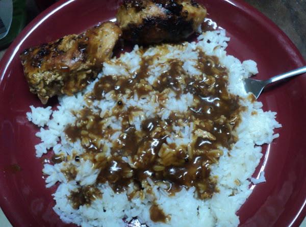 Gravy Baby Chicken & Rice Recipe