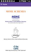 MSME Schemes screenshot thumbnail