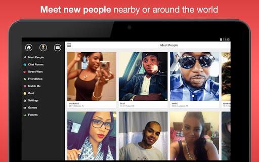 Moco - Chat, Meet People  screenshots 7