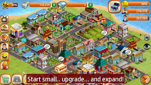 Village City - Island Sim- screenshot thumbnail
