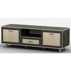 Тумба под телевизор ТВ-АКМ 203 разработана и произведена Фабрикой Тиса мебель