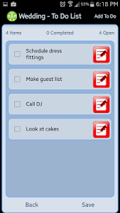 Event Planner screenshot 5