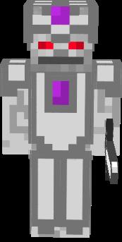 esqueleto nova skin