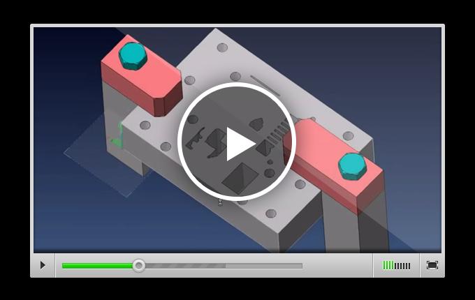 VISI PEPS Wire EDM- резка металла проволокой