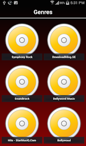Roar Music Player screenshot 9