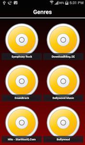 Roar Music Player screenshot 9