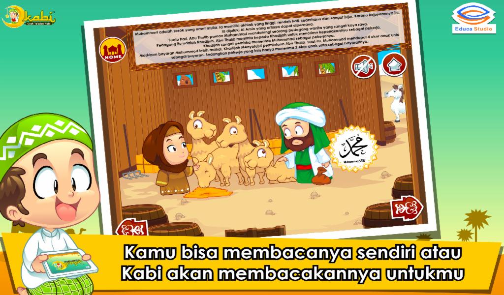 Download Film Nabi Muhammad Saw