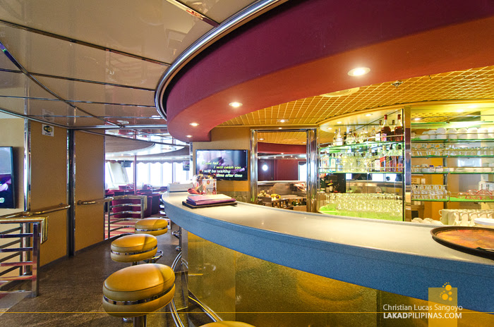 Star Cruises Singapore Malaysia Cruise Bar
