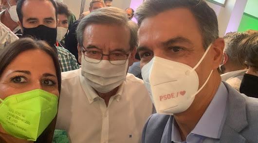 ¿Se olvidó Pedro Sánchez del AVE de Almería?