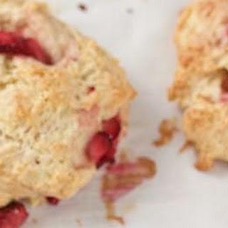 Strawberry Breakfast Biscuits