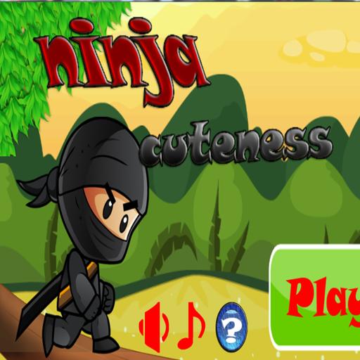ninja cuteness