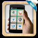Arabic Talking Caller ID icon