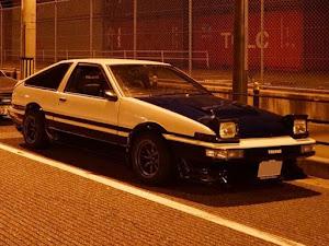 スプリンタートレノ AE86のカスタム事例画像 こーたろーさんの2020年11月17日21:05の投稿