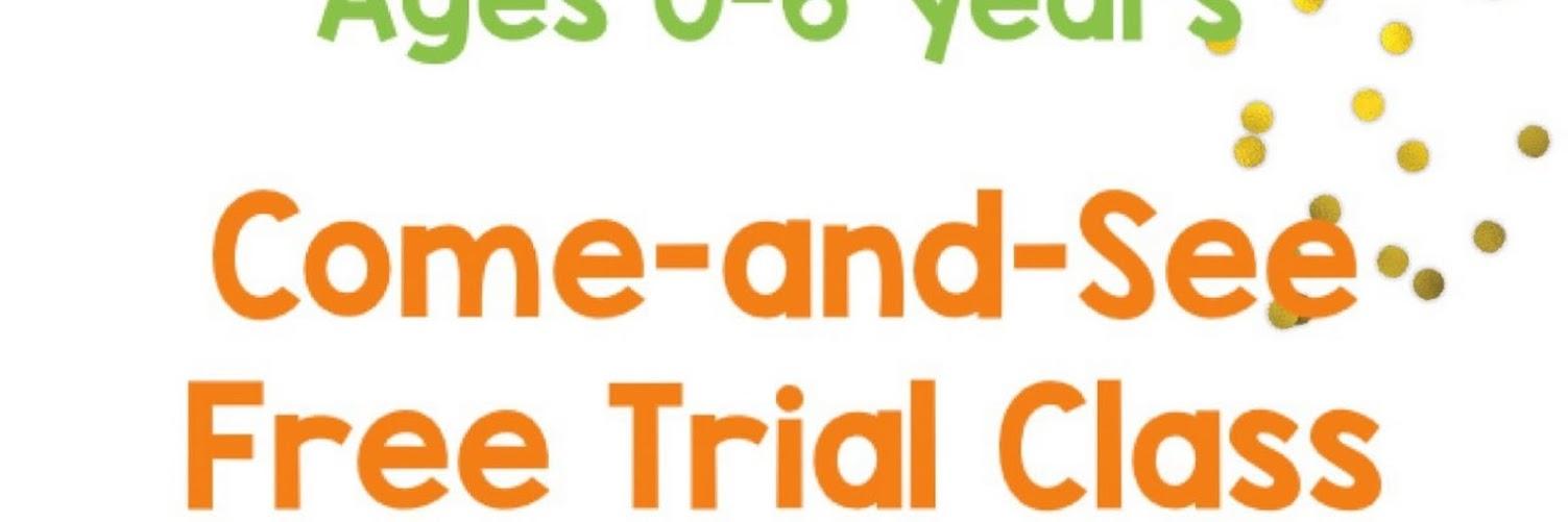 Free Music Trial Class 0-6 Yrs