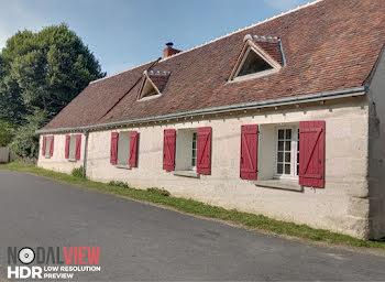 maison à Villedieu-le-Château (41)