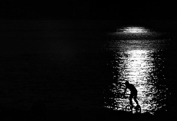 BMX al chiaro di luna di Rodema