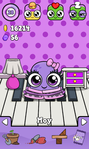 Moy 4 ud83dudc19 Virtual Pet Game 2.021 screenshots 2