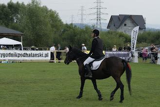 Photo: Katarzyna Bryniczka na koniu HROBY z SK *Dworna*