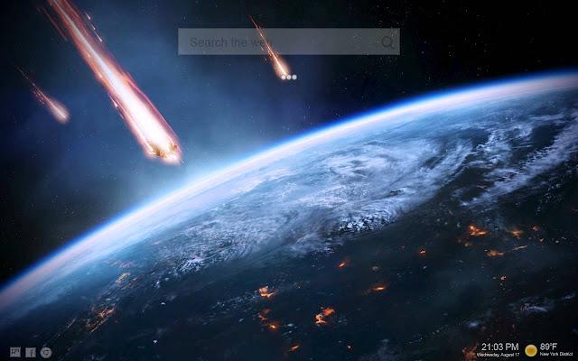 Mass Effect 3 Live Themes NewTab