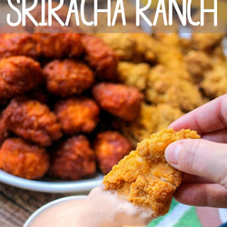 Sriracha Ranch Dip Recipe