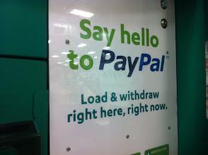 Photo: Say hello ot PayPal!