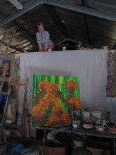 Photo: Wendy's Art Studio Falls Creek 2012